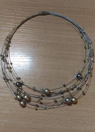 Суперское колье, ожерелье