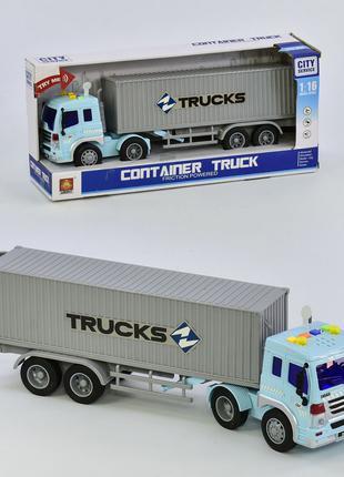 Машина Трейлер грузовой WY 575