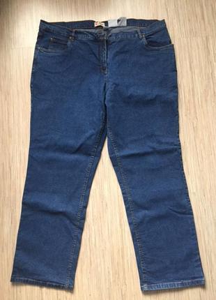 Классные джинсы стрейч большого размера (нем 54, укр 60-62) от...