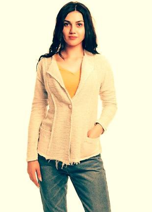 Новый кардиган пиджак женский