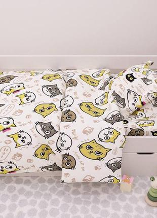 Комплект детского постельного белья, хлопок