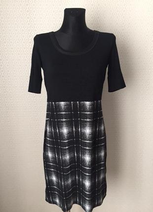 Классное летнее платье в сппортивном стиле от marc cain, разме...