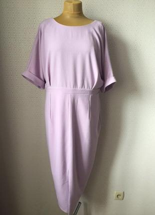 Новое (с этикеткой) нарядное платье большого размера (нем 50, ...
