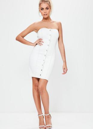 Плаття-бандо, сукня-сарафан, з корсeтом на зав'язках на спині ...