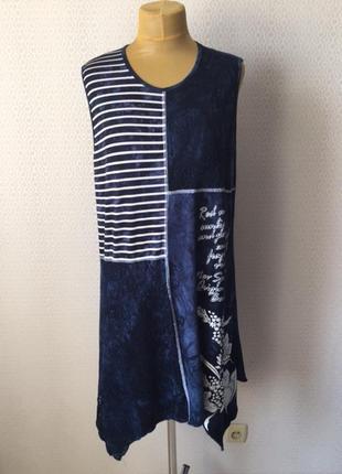 Новое (с этикеткой) платье / туника размер укр прим 50-52-54, ...