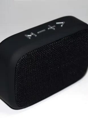 Портативная Bluetooth Колонка G2 Black