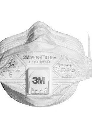 Респиратор 3М 9161 VFlex (FFP1)