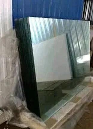 Прирезка стекла оконного витринного