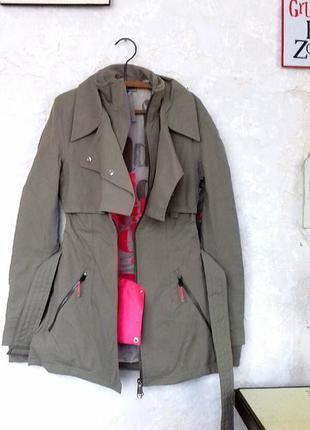 Трендовый крутой тренч плащ куртка stella mccartney