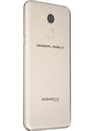 Смартфон General Mobile 8 3/32 Gold
