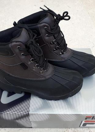 Термо ботинки Fila weathertech extreme waterproof