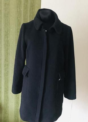 Кашемировое пальто/куртка на замке