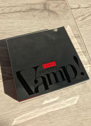 Палетка Pupa Vamp 4 цвета распродажа