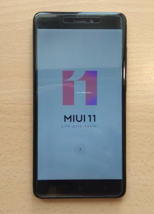 Смартфон Xiaomi Redmi Note 4X 4/64