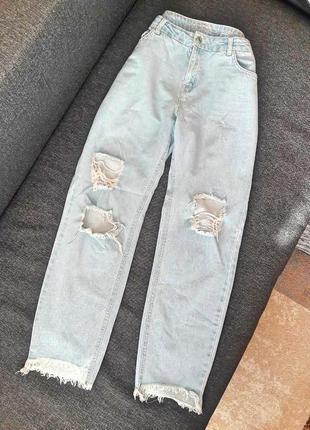 Круті джинси мом
