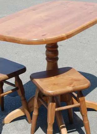 Продам Столы,стулья,табуретки из натурального дерева