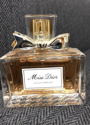 Christian Dior Miss Dior Eau de Parfum_Оригинал 5 мл затест