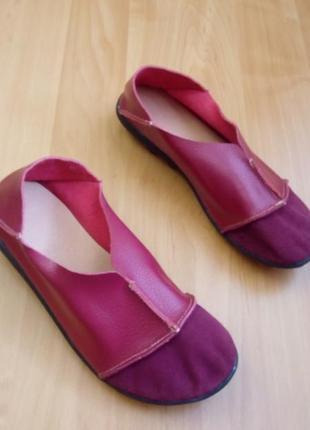 Супермягкие кожаные туфли идеальны для вождения