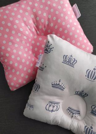 Двухсторонняя ортопедическая подушка