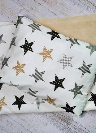 Плед + подушка(со сменной наволочкой)