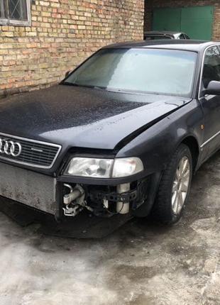 Разборка, запчасти, детали на  Audi A8 D2