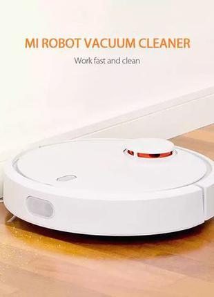 Робот-пылесос Xiaomi/Mijia Vacuum Cleaner/Гарантия/Доставка