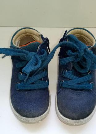 Ботинки ботиночки спортивные clarks , р. 20,5 - 21