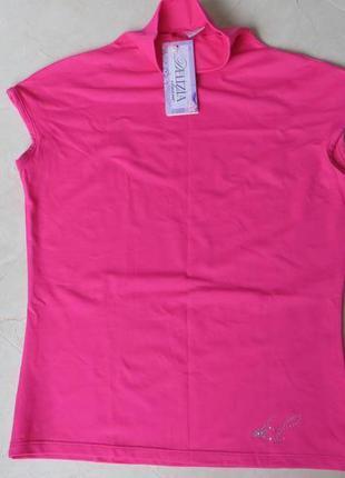 Женская женственная футболка