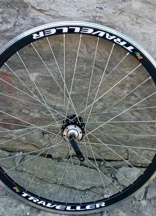 Вело колёсо 24,26,28 под дисковый тормоз под кассету на 8 скорост