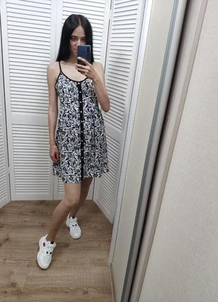 Платье-рубашка на пуговицах atmosphere, p-p s