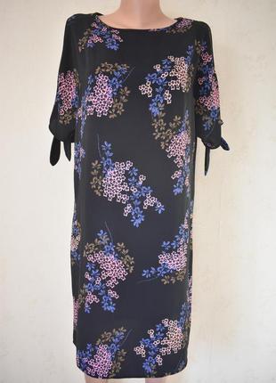 Красивое платье с принтом george