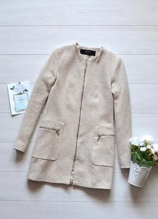 Стильне пальто zara