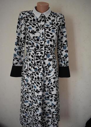 Красивое платье с принтом closet
