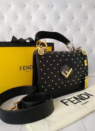 ❤️ трендовая женска сумка в стиле fendi roma❤️