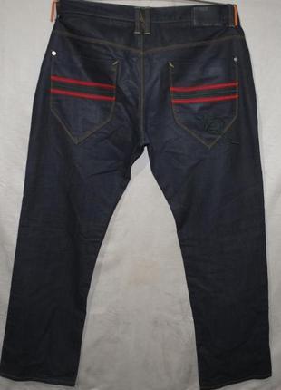 Фирменные джинсы rocawear большой размер