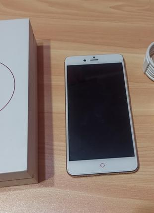 NFC/2sim 4/64GB ZTE Nubia Z17mini круче чем xiaomi redmi note 4 5