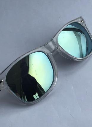Прозрачные солнцезащитные очки 😎!