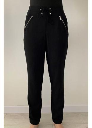 Брюки, штани чорні, класичні штани, легкие брюки.