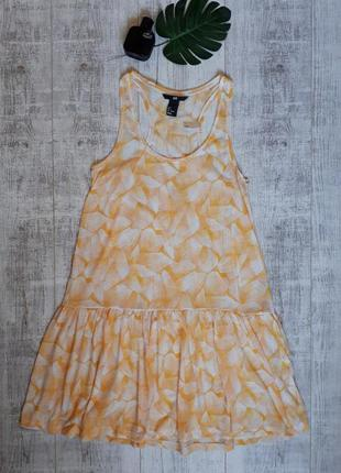 Платье сарафан, пляжное платье