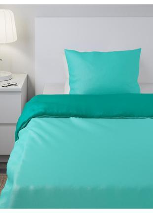 Комплект постельного белья sommar ikea {соммар} 150х200/50х70-...