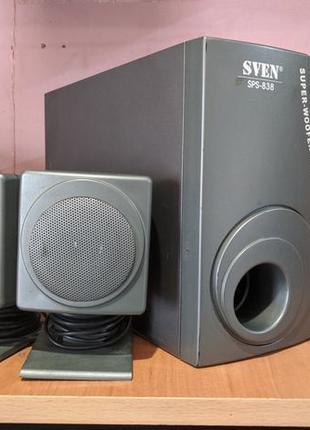 Колонки Sven SPS-838