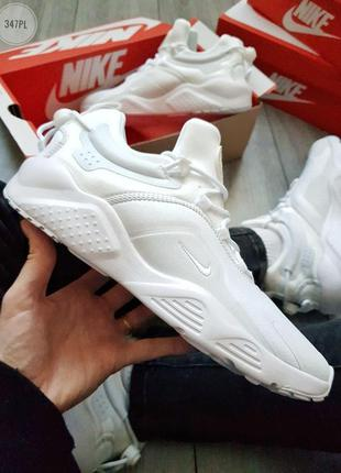 Nike air huarache city move 🔺мужские кроссовки найк белые