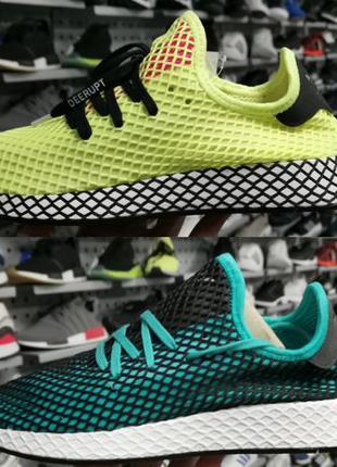 Оригинальные кроссовки Adidas Deerupt Originals CG5943 B41775