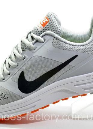 Мужские кроссовки Nike Zoom Pegasus 31, Серые, купить со скидкой