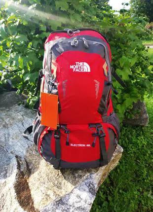 Рюкзак The North Face Electron (вентиляционная спинка) с дождевик