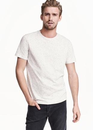 Непсовая футболка hm , regular fit !