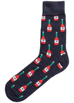 Мужские высокие носки h&m !