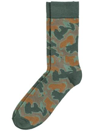 Высокие носки h&m с рисунком !