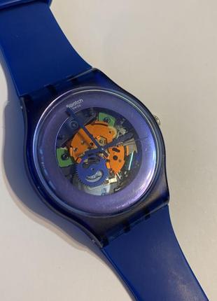 Наручные часы swatch lacquered !