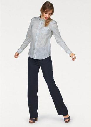 Новые джинсы черно-синие w29 l34 'marc o'polo'